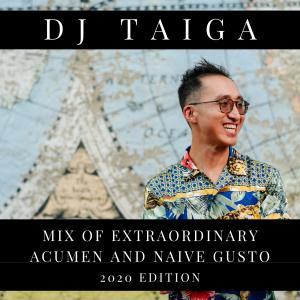 Mix of Extraordinary Acumen & Naive Gusto
