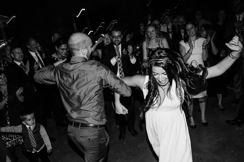 Allison Dale married Adam on July 23rd | Water Works, Philadelphia | DJ Benja Styles