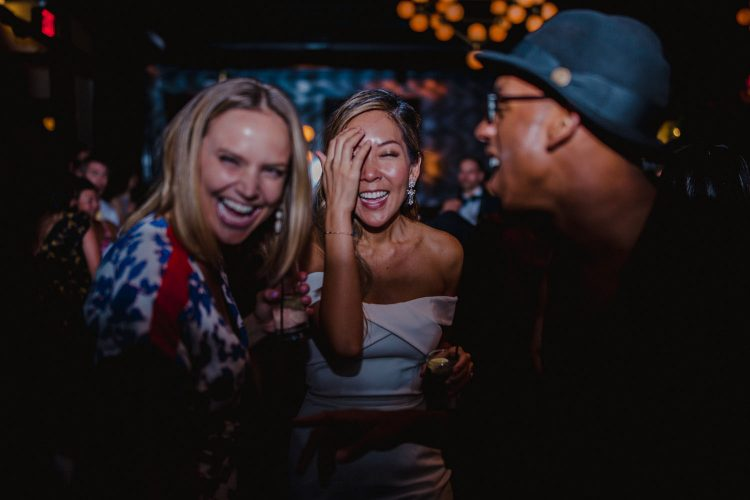 Sure we got our start playing college house parties, but our best friends' weddings are what made us turn our love affair with music into a business serving couples in love.